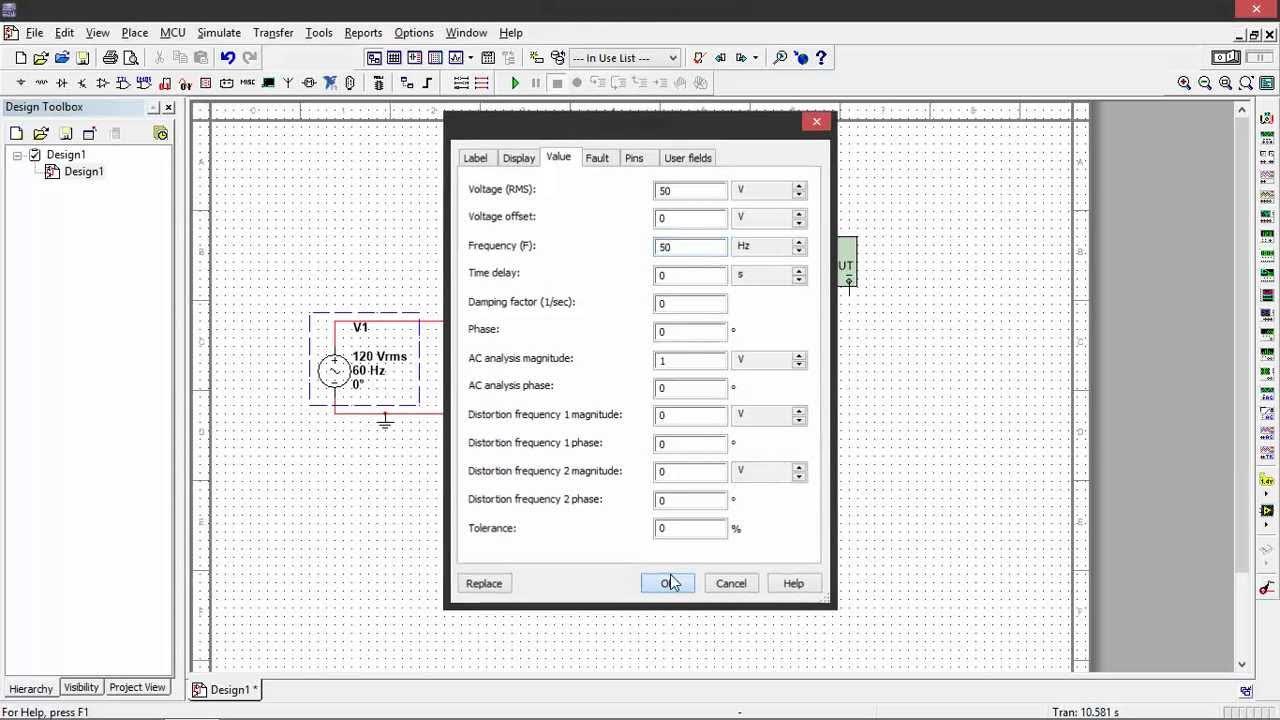 Rlc Series Circuit Simulation Youtube Online Electronic Simulator Electrical Blog Premium