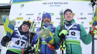 2018/19 IBU Cup 1 - First Men Sprint