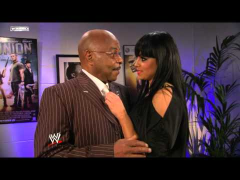 Friday Night SmackDown - Teddy Long wants Aksana to get more experience