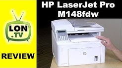 HP Laserjet Pro M148fdw Review - $149 Laser Multifunction Printer/Copier/Fax