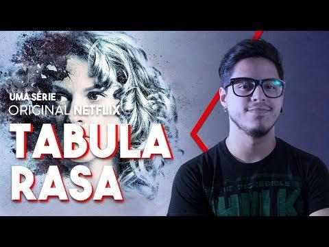 TABULA RASA (Série Original Netflix) Primeiras impressões - Crítica Café Nerd