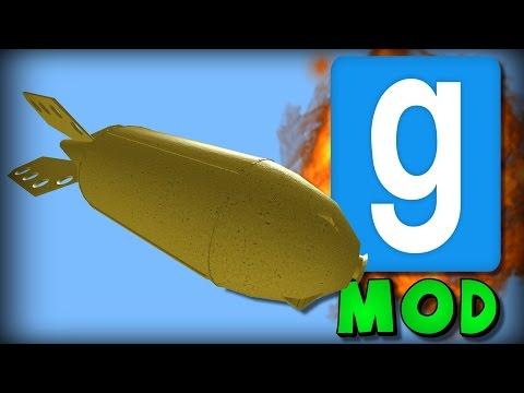 Garry's Mod: HBombs (1/2) Mod Showcase