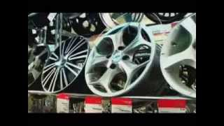 Литые Диски K&K - Производство от А до Я!(Прикольное видео, как производятся литыe дискb фирмы K&K! Посмотри весь процесс от А до Я, от идеи до создания...., 2014-01-31T20:26:13.000Z)