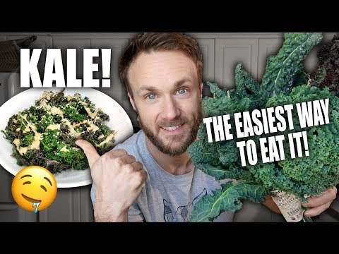 Kale Is Amazing & Why YOU Should Eat It (BONUS RECIPE!)