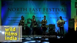 Sisters band from Nagaland - Tetseo Sisters represent the north-east