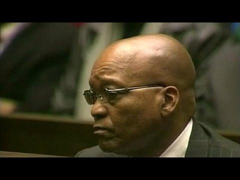 """Zuma: """"Estou a ser vítima de má conduta"""""""