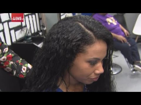 Natural Hair Maintenance Tips For African American Women Youtube