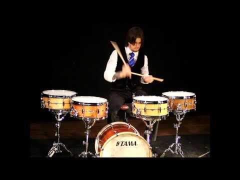 Greenbrier Demo - Tama Star 6x14 Snares, Stave Ash+Stave Walnut+Solid Walnut+Solid Maple