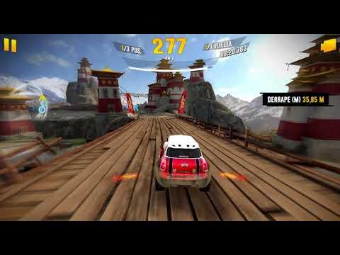 Asphalt Xtreme 13 02 2018 22 44 30 MP's Hymalaya mountains Mini All4Racing X'Raid C47 boost vs Peuge