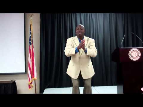 """""""What's so Funny about Foster Care """" With Motivational Speaker and Comedian George Duvall"""