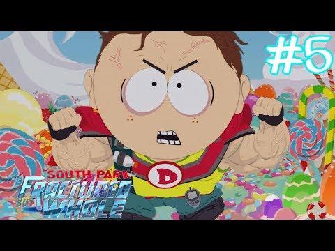 สงครามผัวเมียตีกัน Civil War !! | South Park: The Fractured But Whole #5