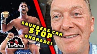 Frank Warren Breaks Down Saunders vs. Andrade, Hearn, DAZN & More! | Full Interview