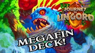 🍀🎲 Megafin Unite the Murlocs ~ Journey to Un'Goro ~ Hearthstone Heroes of Warcraft