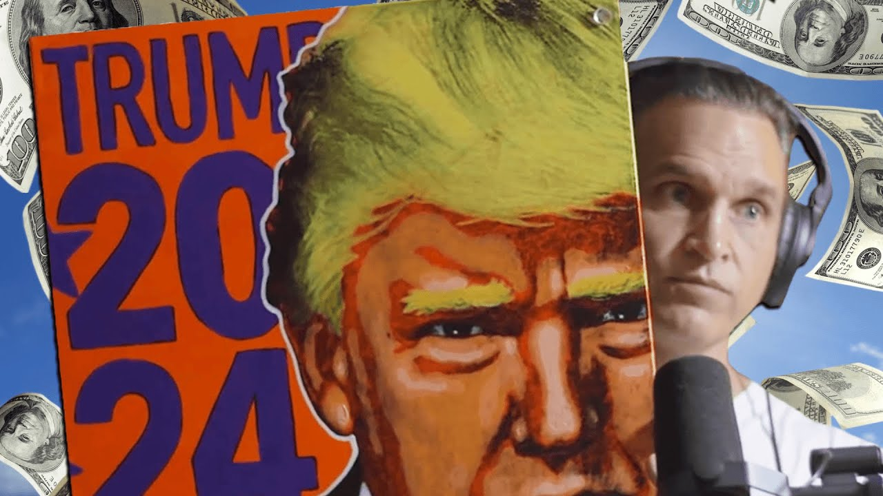 Trump Conspiracy Theorists are Making Me Rich   Matthew Cox