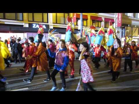 San Francisco Chinese New Year Parade 2017 Chinese American International School