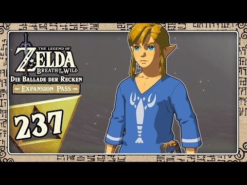 THE LEGEND OF ZELDA BREATH OF THE WILD Part 237: Das blaue Hummerhemd aus The Wind Waker!