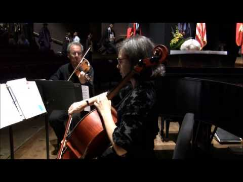 Pomp and Circumstance, Sir Edward Elgar, arr. Tom Dziekonski