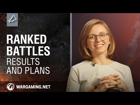 Ranked Battles. Results and Plans