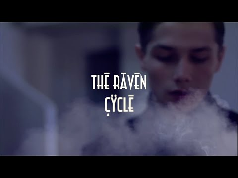 *The Raven Cycle* - fanmade book trailer