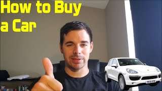 homepage tile video photo for How to Buy a Car