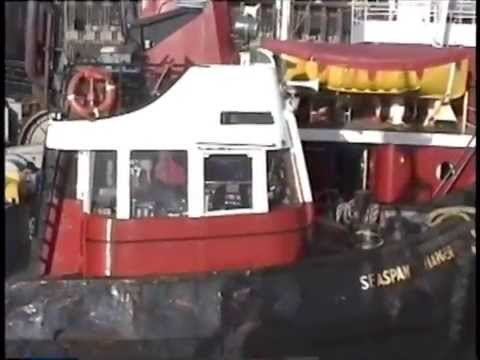 MIGHTY TUG pacific force part 2