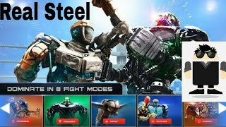 Real Steel - WRB - HD Gameplay - Android