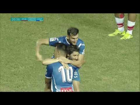 Resum Persija Jakarta 0 - Espanyol 7