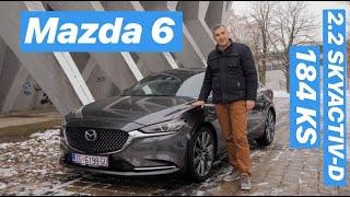 Kraljica poslovnih limuzina? Nova Mazda 6 - testirao Branimir Tomurad