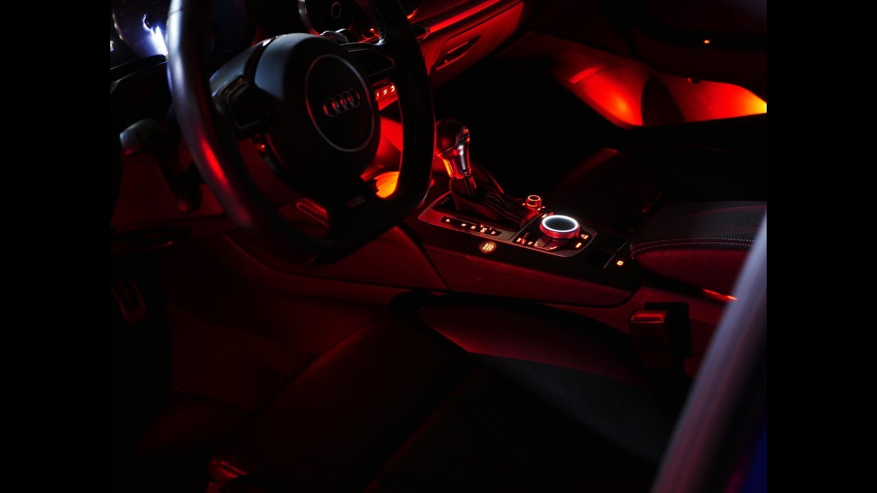 adding ambient lighting to 8v w o ambient lighting package audiworld forums [ 1280 x 720 Pixel ]
