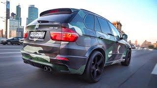 BMW X5M СЛОМАЛАСЬ - привода? Что дальше?