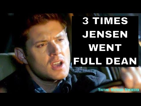 3 Times Jensen Ackles Went Full Dean In Real Life