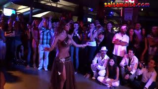 Oryantal Didem vs Caner Masak - Efsane Göbek Dansı Kapışması!
