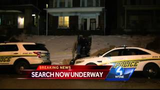 Team coverage: Search warrant issued, man questioned in East Liberty double homicide