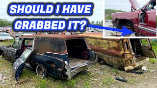 Now THIS JUNKYARD is Worth the Drive! Where Classics Come to Rest