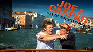 JOE & CASPAR HIT THE ROAD - MY VERSION
