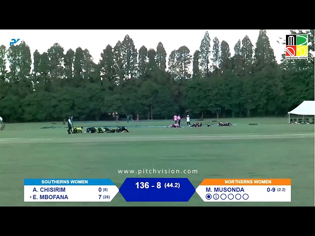 Zimbabwe Women's Regional 3rd One Day | Northerns vs Southerns