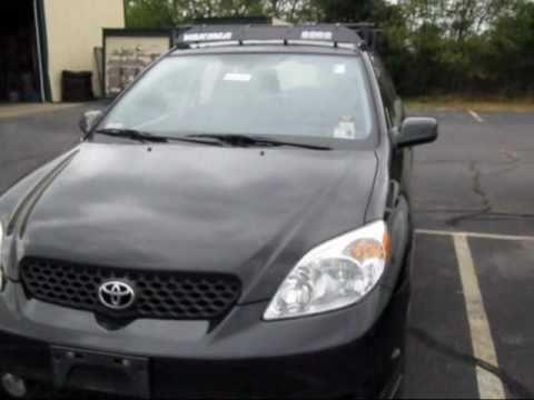 2003 Toyota Matrix Xrs Start Up Exhaust Engine Full Tour Youtube