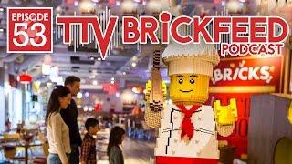 LEGO Ninjago Contest, Saturn V, and Wonder Woman | BrickFeed Podcast #53