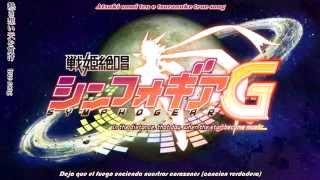 Senki Zesshou Symphogear G opening v2