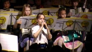 15 Jahre Berstetaler Big Band - Mini Bambi Band (Teil 2)