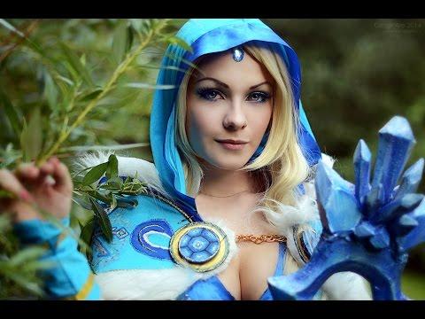 видео: Гайд по ЦМ кристалка. ( дота 2 ) dota 2 guide crystal maiden