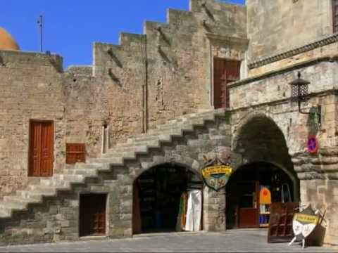The island of Rhodes - Travel Video