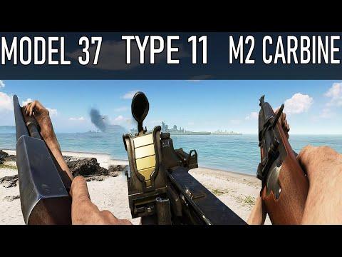 BattleField V - M2, Type 11, Model 37 - Test & Showcase [TIDES OF WAR] |