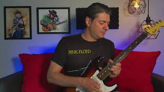 Iron Maiden - Paschendale: Dave Murray's Solo