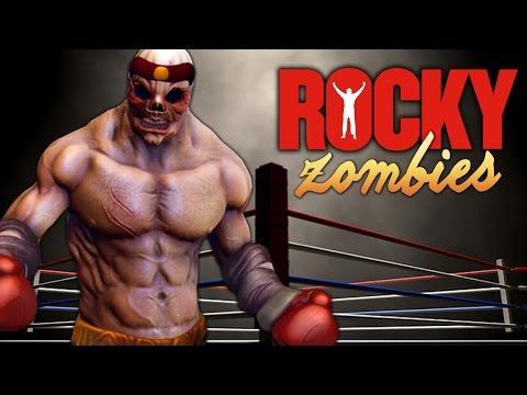 ROCKY ZOMBIES ★ Call of Duty Zombies