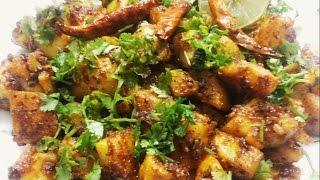 Punjabi Potato Masala | Kitchen Galatta | Sun TV Show