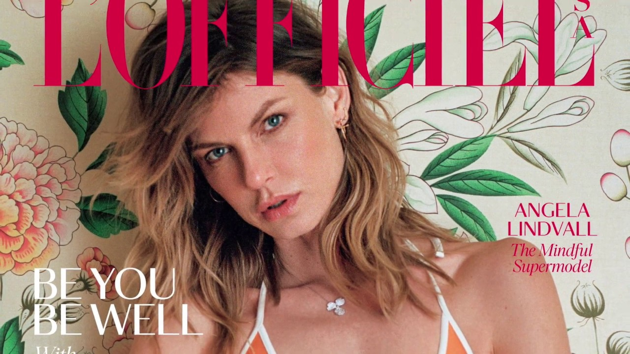 Youtube Angela Lindvall nude photos 2019