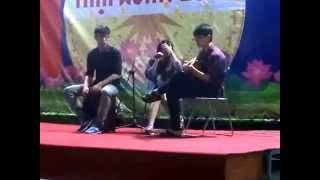 (Cover) Nụ Cười Còn Mãi - Pu Huỳnh ft. Tùng Kevin ft. Lân Trương