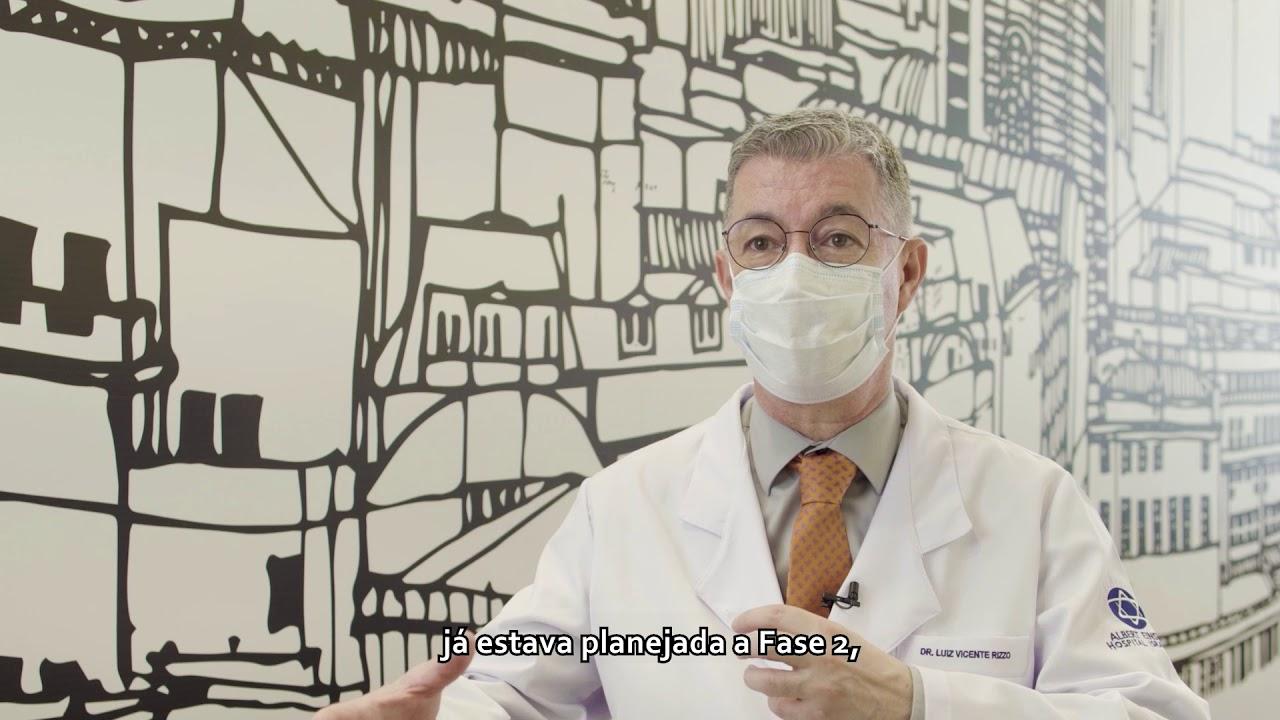 Hospital Israelita Albert Einstein: Como as vacinas contra COVID-19 ficaram prontas tão rápido?