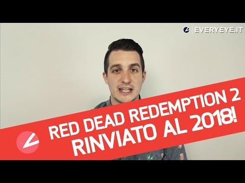 Red Dead Redemption 2 rinviato 2018, è ufficiale